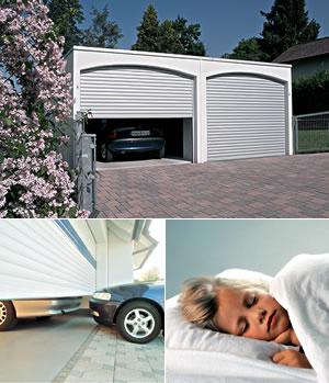 Der beste Schutz vor Witterung und Diebstahl für ein Auto ist die Garage