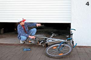 Schutz vor Verletzungen
