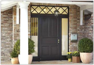 rekord Haustüren - Ihre Wunsch-Haustür mit 5-jähriger Garantie
