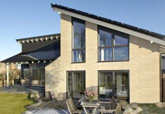 rekord Holz/Alu-Fenster - innen Holz und außen Aluminium