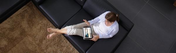 io-homecontrol ist die Zukunftstechnologie für Ihr Zuhause