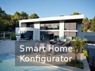 Starten Sie einen virtuellen Gebäuderundgang und informieren Sie sich über unsere Smart Home-Lösungen