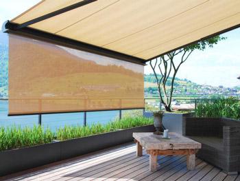 KLAIBER Markisen bieten Ihnen hochwertige Qualität, moderne Technik und edles Design.