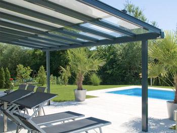 Multifunktionell: Schatten auf Knopfdruck, Wetterschutz bei Bedarf, für Terrasse oder als Carport
